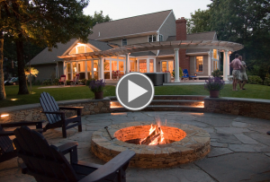 Award Winning Outdoor Living Area